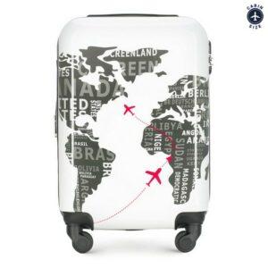 walizka kabinowa z kolekcji Travel World