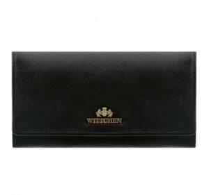 portfel ze skóry saffiano z Kolekcji 13