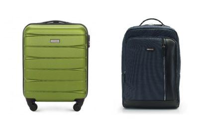walizka i plecak