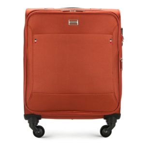 walizka z poliestru