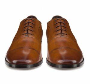 buty męskie jasnobrązowe