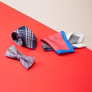 krawat, mucha, poszetki WITTCHEN