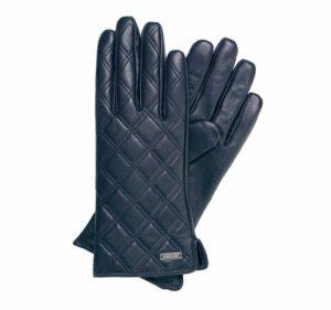pikowane rękawiczki damskie