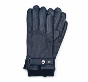 rękawiczki męskie ze skóry owczej