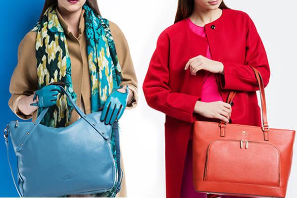 Damskie płaszcze, buty, torebki i dodatki. Kolekcje WITTCHEN dla kobiet w każdym wieku