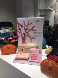 portfele WITTCHEN dla kampanii Estée Lauder Companies