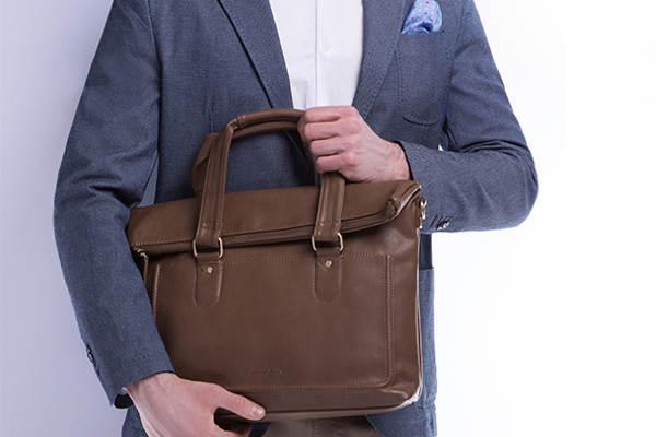 Torby, płaszcze, buty i dodatki – jakość i elegancja kolekcji WITTCHEN dla mężczyzn