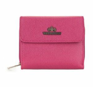 różowy portfel z kolekcji Palermo