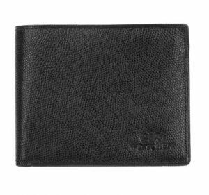 czarny portfel z kolekcji Palermo
