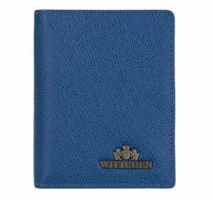 niebieskie etui na dokumenty – kolekcja Palermo