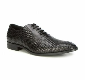 czarne pantofle męskie