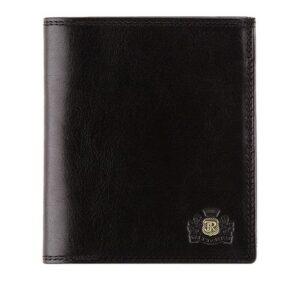 czarny portfel z kolekcji Da Vinci
