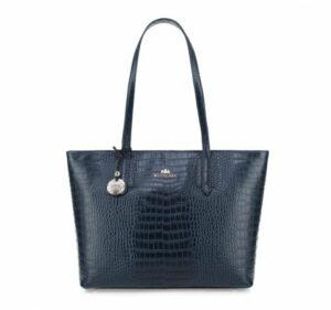 shopper bag z kolekcji Croco