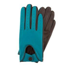 damskie rękawiczki samochodowe