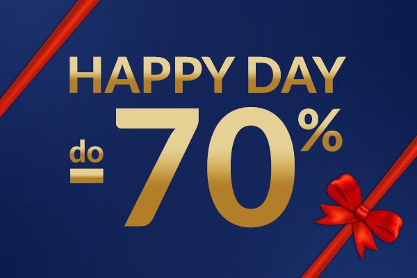 Świąteczny HAPPY DAY w WITTCHEN i zniżki do -70%!