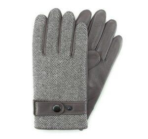 ocieplane rękawiczki męskie