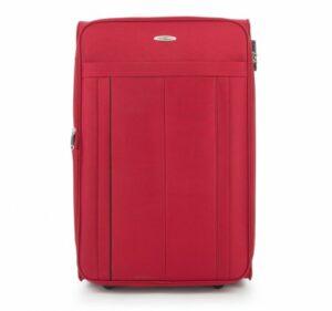 miękka walizka z kolekcji Basic+