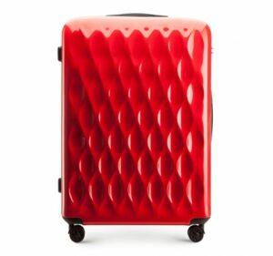 wyprzedaże: duża walizka z kolekcji HT-Style