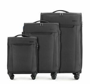 komplet walizek z kolekcji Super Style