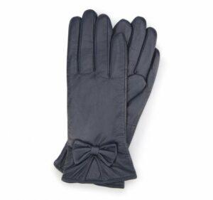 ocieplane rękawiczki damskie