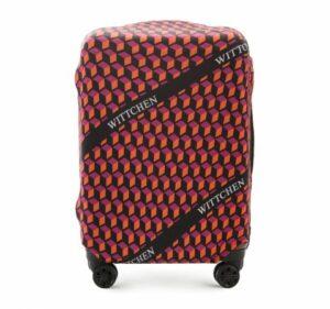 pokrowiec na walizkę średnią