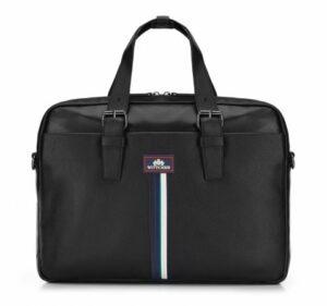 elegancka torba na laptopa