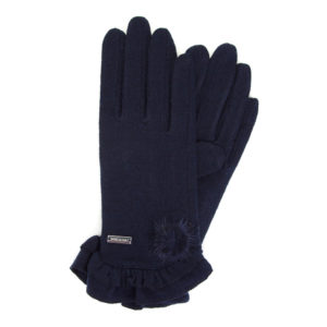 wełniane rękawiczki damskie – pomysł na prezent walentynkowy dla kobiety