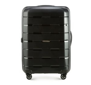 czarna walizka z kolekcji Speedster