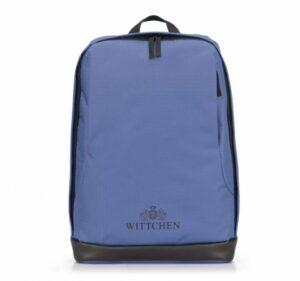 niebieski plecak z kolekcji Office