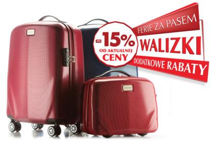 Ferie za pasem – wybierz odpowiedni bagaż na wyjazd