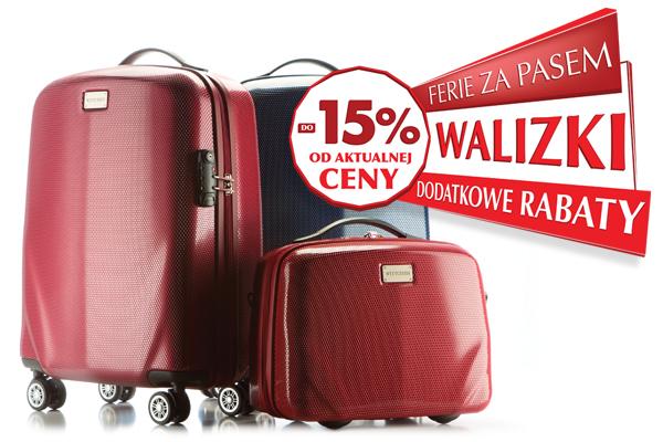 735523719c8 Ferie za pasem – wybierz odpowiedni bagaż na wyjazd