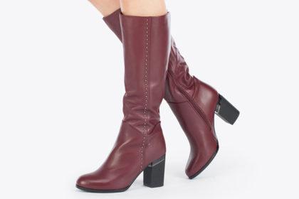 Jak rozciągnąć skórzane buty?