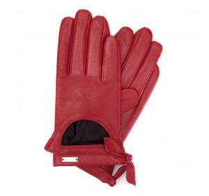 nieocieplane rękawiczki damskie