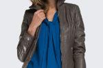 5 pomysłów na stylizację ze skórzaną kurtką damską