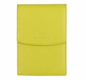 portfel w kolorze seledynowym