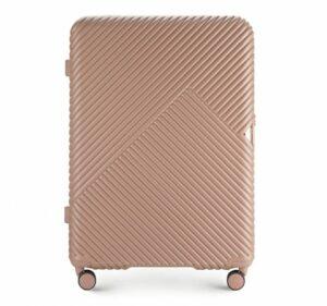 różowa walizka z kolekcji GL Style