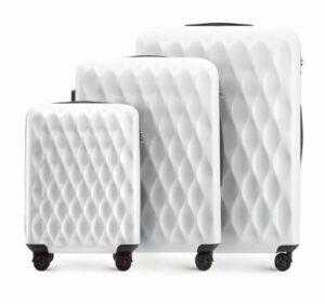 zestaw walizek z kolekcji HT-Style