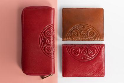 Kolekcja Mandala – portfele i etui z niepowtarzalnym tłoczeniem