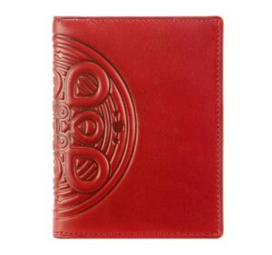 czerwone etui z kolekcji Mandala