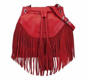 czerwony worek WITTCHEN