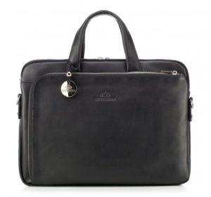 męska torba na laptopa z kolekcji City Leather