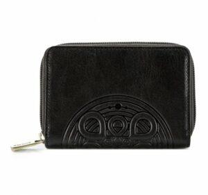czarna portmonetka z kolekcji Mandala