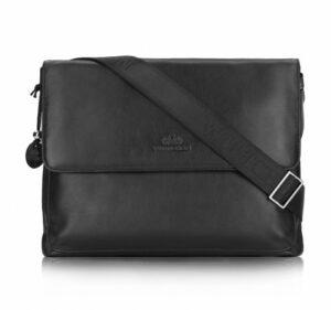 torba na laptopa z kolekcji City Leather