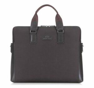 torba na laptopa z kolekcji Office Leather