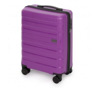 walizka na krótką podróż – model z kolekcji PP – Matte Stripes