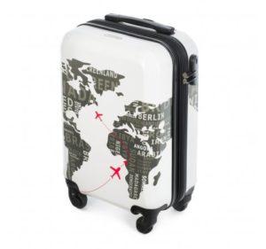 walizka na krótką podróż – model z kolekcji Travel World