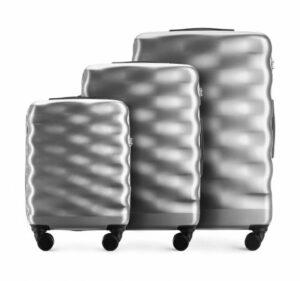 zestaw walizek z kolekcji Wavy Style