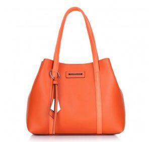 pomarańczowa torebka z kolekcji Young