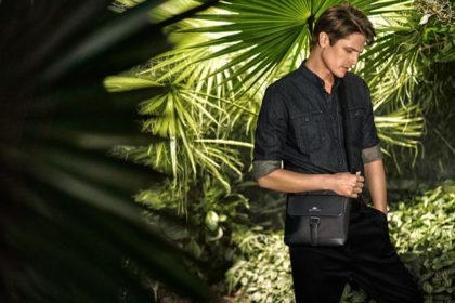 Męska torba na ramię – jak ją dobrać