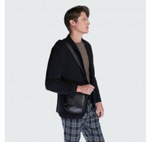 torba typu listonoszka z kolekcji City Leather